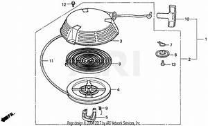 Wiring Diagram  35 Honda Hr215 Parts Diagram