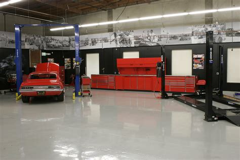 auto shop garage plans image 402 photo 2299 rod magazine my