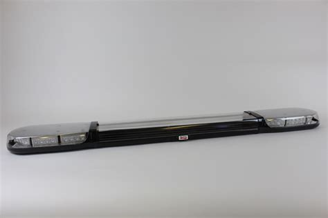 britax low profile led light bar a13772 140 ldv