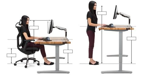 cheap ergonomic desk ergonomic office desk chair and keyboard height calculator