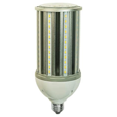 led corn bulb 4800 lumens 36 watt 5000k plt