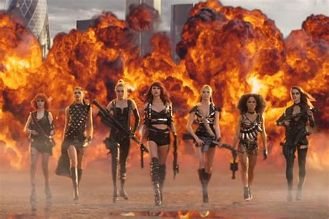 taylor swifts bad blood video