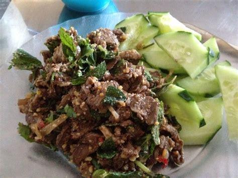 cuisine laotienne plats laotiens bœuf à la laotienne recette de bœuf à la