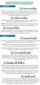 wedding 101 addressing wedding invitations tlcevents With addressed wedding invitations etiquette