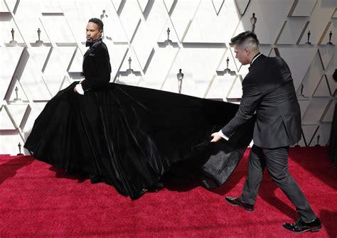 Billy Porter Uso Vestido Mas Polemico Los Oscar