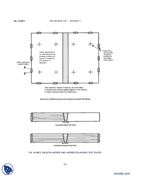 Layered Vessels II-Boilers and Welding-Article - Docsity