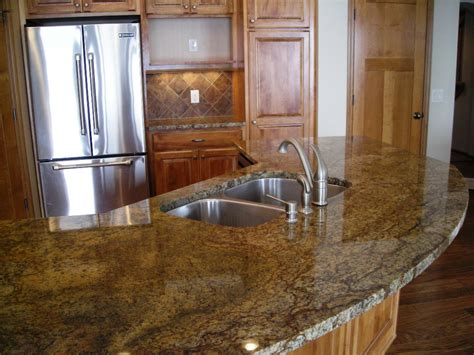 rustic kitchen backsplash tile kitchen countertops northstar granite tops