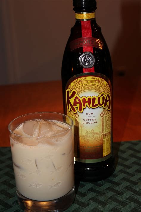 If you've ever had a white russian (drink), this flavor nails it! Top 15 Kahlua Drink Recipes | Only Foods