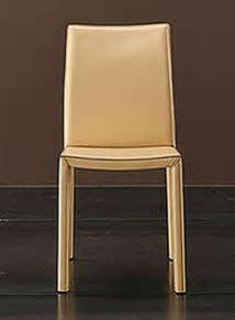 Bonaldo Marta Modern Dining Chair by James Bronte   Stardust