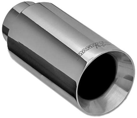 """Magnaflow 312"""" Exhaust Tip  Stainless, Weldon For 21"""