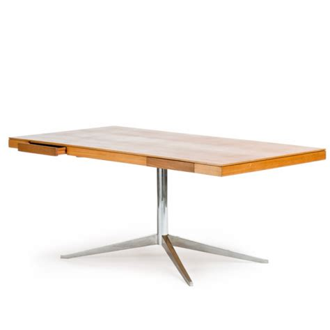 florence knoll table desk florence knoll model 2845 executive table desk knoll