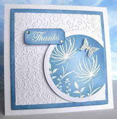 blue  white images card making cards