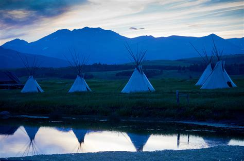 montana tribe divided  tapping oil rich land