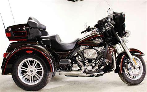 2011 Harley Davidson Glide by 2011 Harley Davidson Flhtcutg Tri Glide Ultra For Sale On