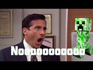 Minecraft - Creeper Screaming NO GOD PLEASE NO NO NOOOOO ...