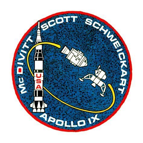 Apollo Program Mission Patches