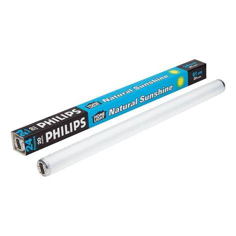 philips 2 ft t12 20 watt light 5000k linear