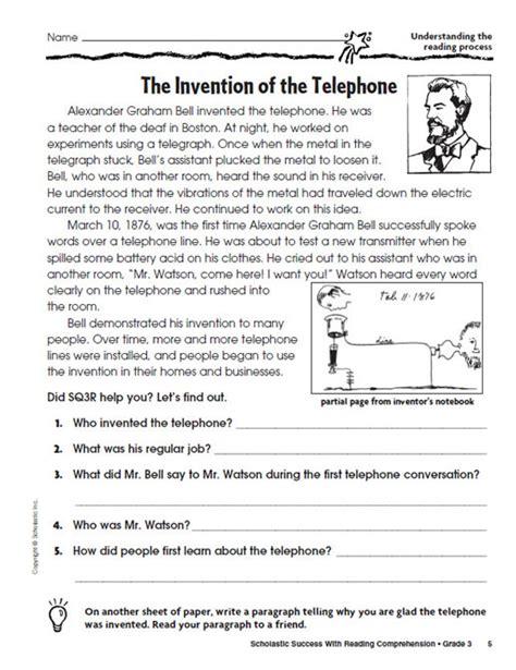 reading comprehension 9th grade pdf the reading puzzle