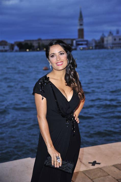 salma hayek gucci award women cinema venice