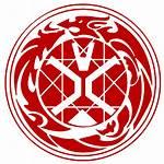 Wizard Rider Kamen Icon Symbol Koyomi Gaim