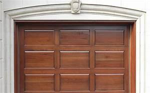 porte de garage avec porte en bois massif prix porte d With porte de garage et porte bois massif prix