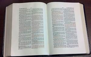 Wwwdiscountbiblecom kjv large print 11pt wide margin for Kjv wide margin red letter