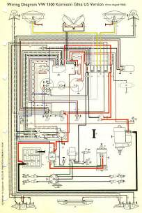 similiar 69 vw beetle wiring diagram keywords 69 vwbug wiring diagram thesamba com karmann ghia wiring diagrams