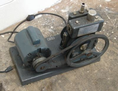 welch  duo seal vacuum pump ebay