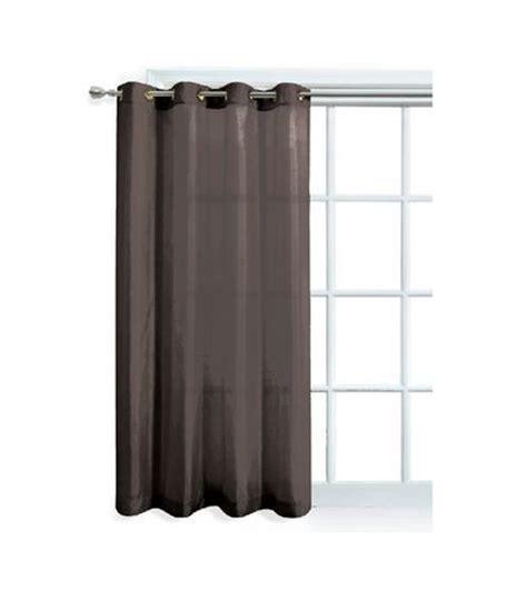 window curtains walmartca faux silk window panel with grommets walmart ca