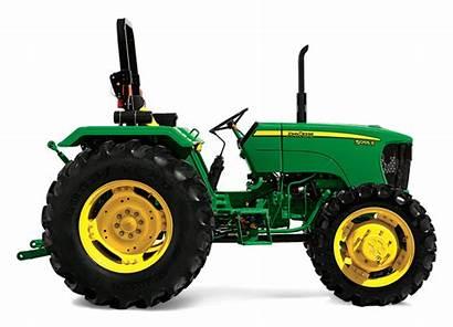 Tractor 5055e Deere John Hp 55 India
