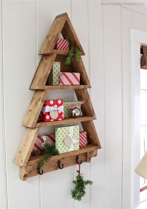 best 25 wooden christmas tree decorations ideas on