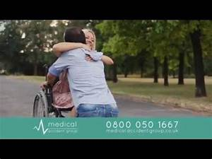 Medical Accident Group - Catastrophic Injury TV advert ...