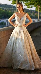 stephanie allin 2017 wedding dresses bellissimo bridal With colored wedding dresses 2017