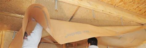 materiaux pour isolation phonique des plafonds isolation phonique du sol et du plancher ooreka