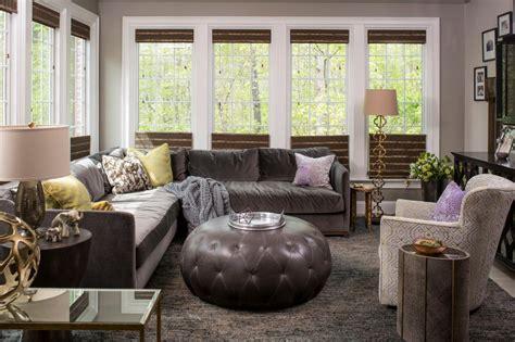 living room ideas   grey sectional hgtvs
