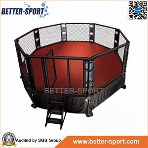 Octagon MMA cages, boxing ring mma cage, mma fighting cage ...