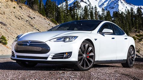 Tesls Car by Tesla Motors Electric Cars Clock Up One Billion