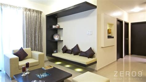 Apartment In Mumbai By Zero9 Home Decoration Accessories Decor On Pinterest Decorators Inc Living Room Pictures Seattle Photo Board Ideas Coolest Couches Bedside Storage