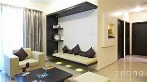 Small Apartment Interior Design In India Home Photos by