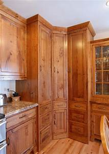 Corner Pantry Traditional Kitchen Other Metro By