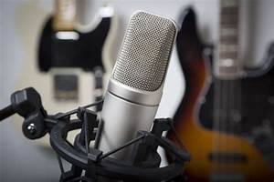 What Is A Condenser Microphone Used For