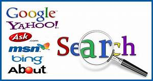 List of Internet Search Engines – Travel Knowledge