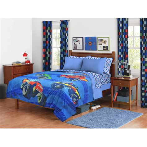monster jam bedding sets walmart com