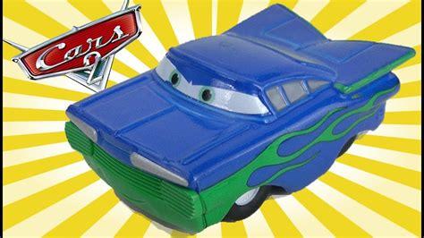 Disney Cars 2 Ramone Mini Adventures Lightning Mcqueen