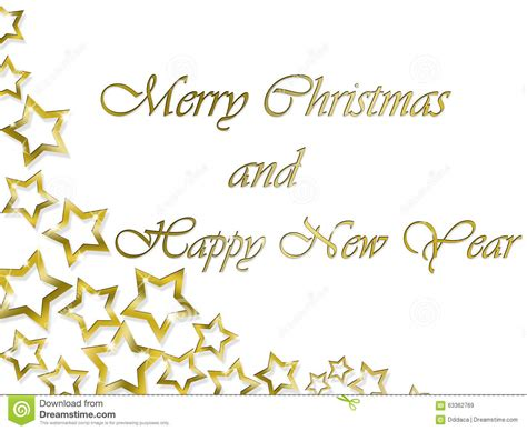 merry christmas  happy  year background  golden