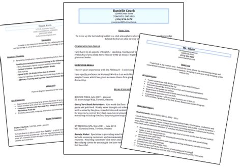 S Bar Resume by Sle Bar Manager Resume Ideas On Writing Your Own