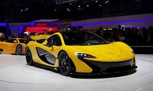 Geneva 2013 McLaren P1 Officially Revealed To The Public