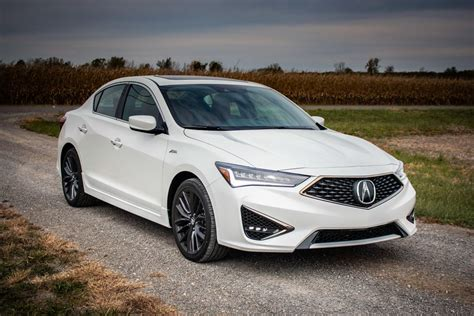 2019 Acura ILX : 2019 Acura Ilx First Drive Review