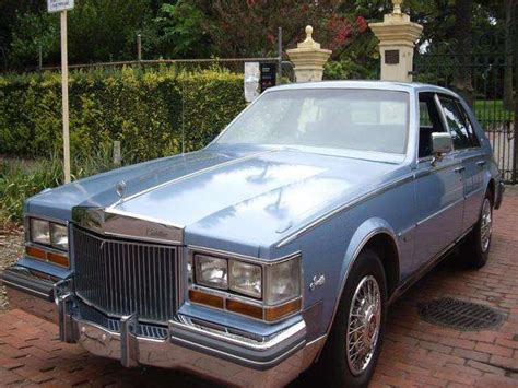 1981 Cadillac Seville Auto For Sale From Rathscar Victoria