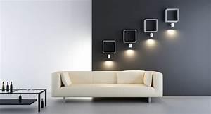Applique Murale Salon : applique murale construire ma maison ~ Premium-room.com Idées de Décoration